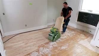How To Refinish Hardwood Floors How To Refinish Hardwood Floors