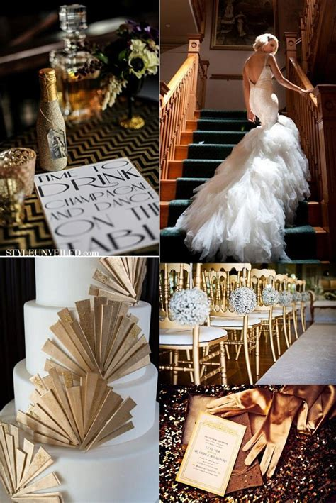 1716 best images about 1920 s wedding on great gatsby theme deco wedding and