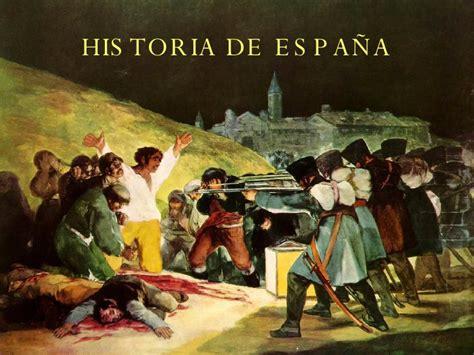 he historia de espaa temario de historia de espa 241 a contempor 225 nea