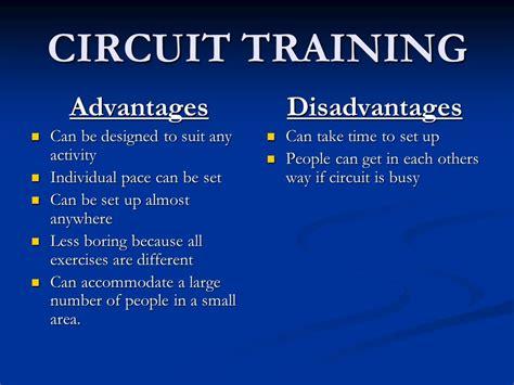 online tutorial disadvantages principles of training ppt video online download