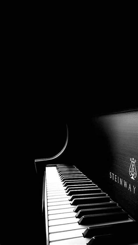 tap     app art creative black white  piano hd iphone wallpaper muzykalnye