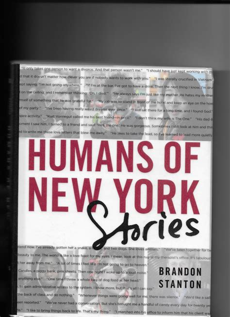 Humans Of New York Stories word splash joanne faries book review humans of new