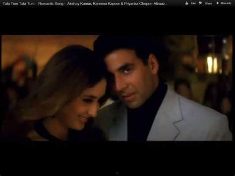 aitraaz movie priyanka chopra tala tum tala tum romantic song akshay kumar kareena