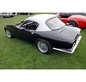 1963 Lotus Elite Image Chassis Number 1921