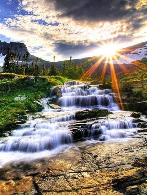 travel inspiration cheap airfare how to get to glacier national park for free mightytravels