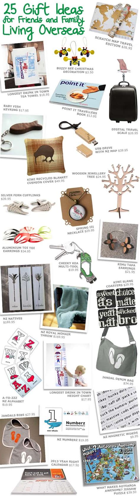 25 gift ideas blog 25 gift ideas for friends family living overseas