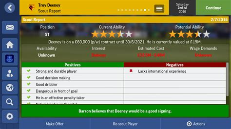 mobile android manager football manager mobile 2017 箘ndir android 箘 231 in