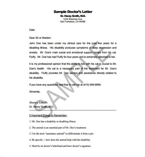 Writing Letters To Patients And Copying Gp In by Doctor Letter Template 17 Free Sle Exle Format