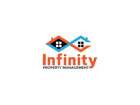 infinity property management 166 bold modern property management logo designs for
