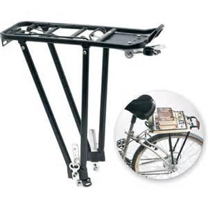 bicycle bicycle rear rack