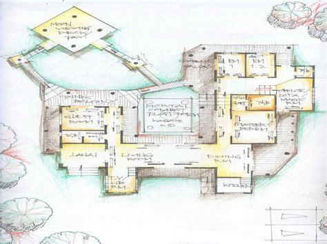 unique house designs and floor plans unusual house plans smalltowndjs com