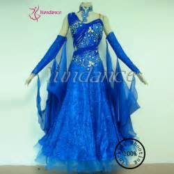Professional Shoes That Are Comfortable New Arrival Excellent Tailor Made Dance Costume Ocean