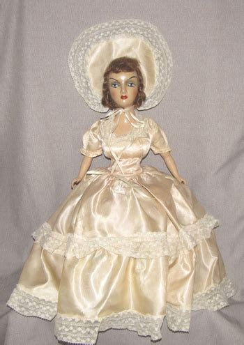 composition doll collectors composition boudoir bed doll collectors weekly