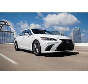 2019 Lexus ES First Drive Foray Into F Sport