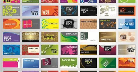 template kartu nama restoran pusat desain grafis template kartu nama terbaru