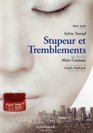 stupeur et tremblements stupeur et tremblements le film fear and trembling alain corneau cinema