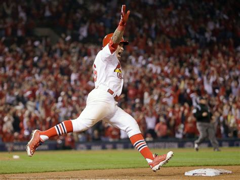 walk st louis cardinals win on kolten wong s