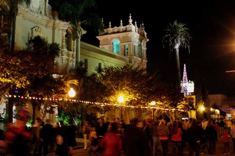 balboa park christmas lights top 10 places to visit in san diego this season by bop design