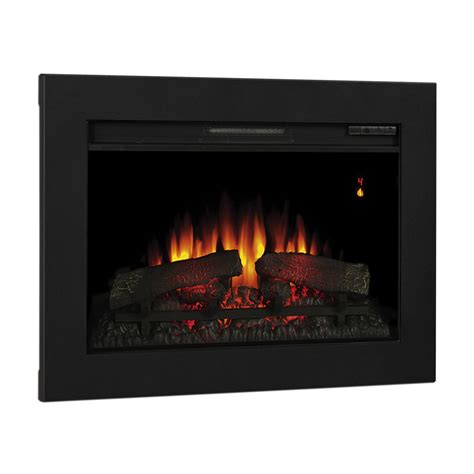classicflame 26 in spectrafire fireplace insert flush
