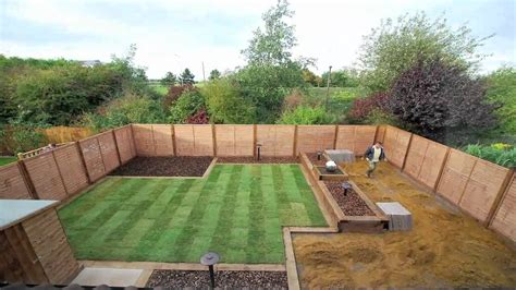 Backyard Renovation Ideas Pictures Garden Renovation