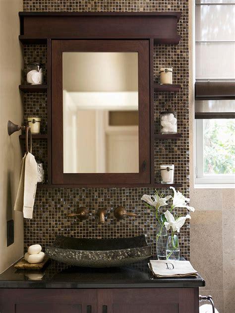 Bathroom Shelf Ideas Pinterest by Cuartos De Ba 241 O Peque 241 Os Y Elegantes