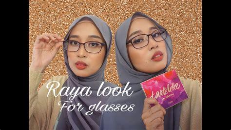 tutorial makeup raya raya makeup tutorial for glasses youtube