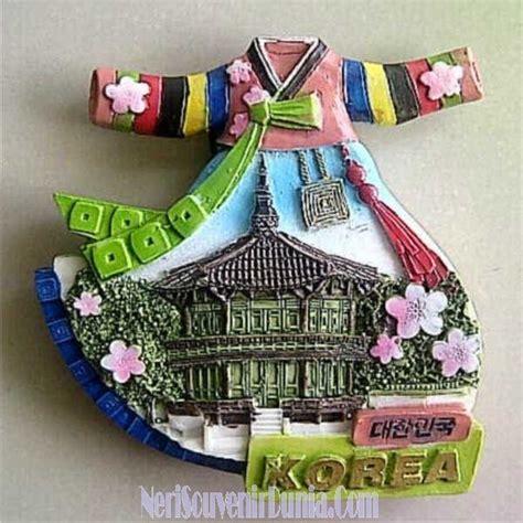 Magnet Kulkas Dari Korea Untuk Oleh Oleh jual souvenir magnet kulkas baju korea 3