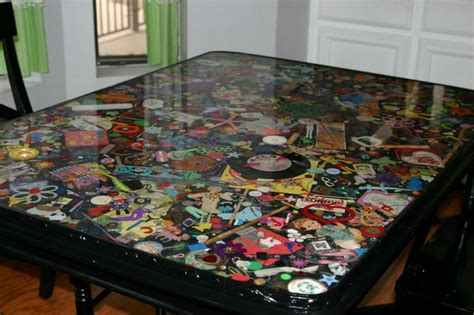 resin craft projects best 25 resin table top ideas on