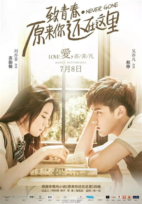 film cina we are young film review kris wu and liu yifei s never gone oh press