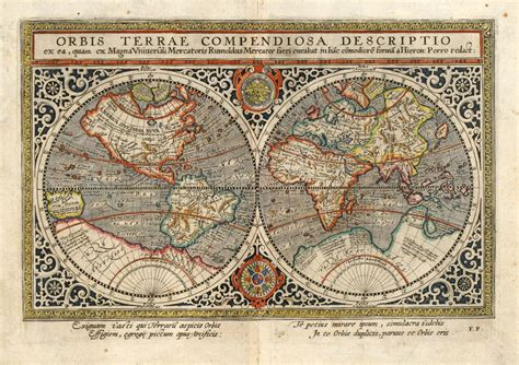 the treacherous world of the 16th century how the pilgrims escaped it the prequel to america s freedom books orbis terrae compendiosa descriptio ex rumoldus