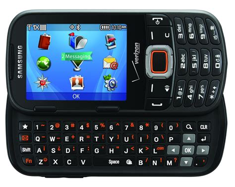 samsung intensity iii for verizon is announced rugged qwerty feature phone phonearena