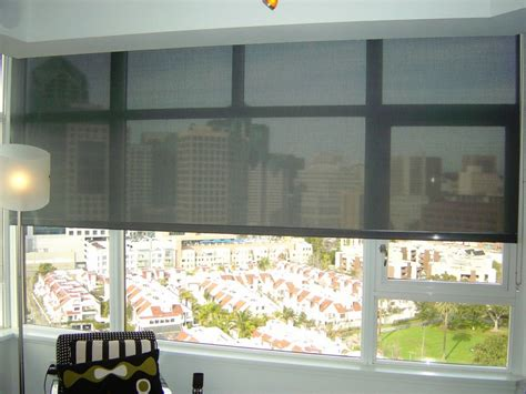Blind Ideas For Large Windows Decorating Blinds For A Large Window Window Treatments Design Ideas