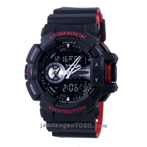 Jam Tangan G Shock Ga 400 Ori Bm harga sarap jam tangan g shock ori bm ga 400hr 1a black