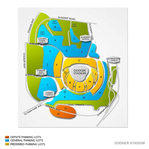 dodger stadium parking map dodger stadium parking dodger stadium parking map seats