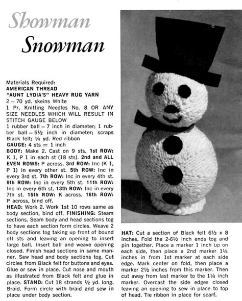 snowman rubber sts vintage crafts and more page 10 of 99 free vintage