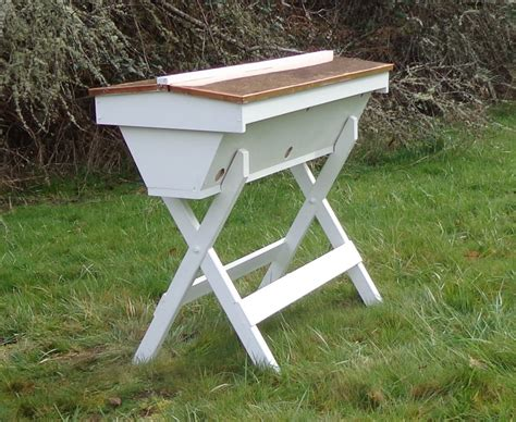 Top Bar Hive by Growing Greener In The Pacific Northwest Beekeeping