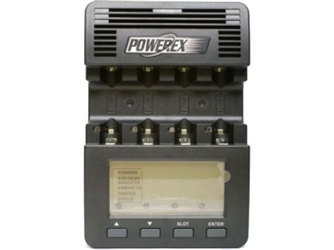 powerex mh c9000 wizardone charger analyzer zap powerex mh c9000 wizardone charger analyzer