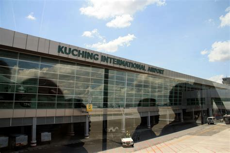 Aig Mba Internship by Kuching International Airport Kuching International