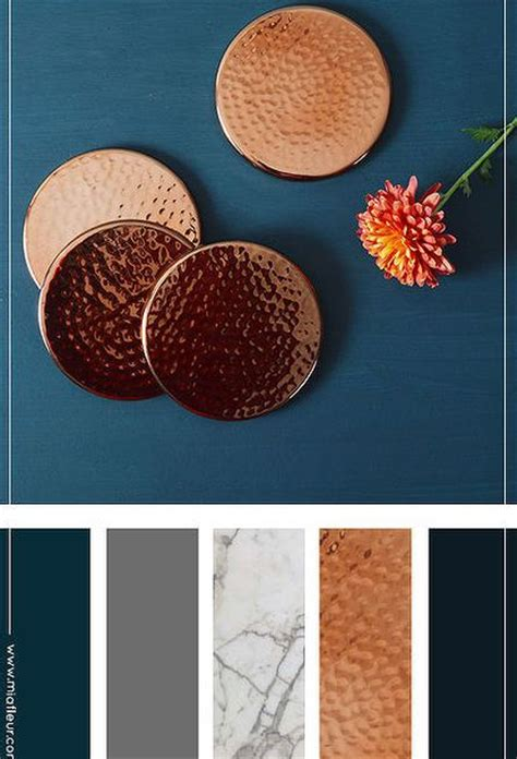 copper color combinations 25 best ideas about copper color on pinterest teal