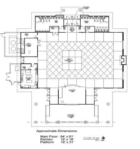 recreation center floor plans small community center floor plans pictures to pin on