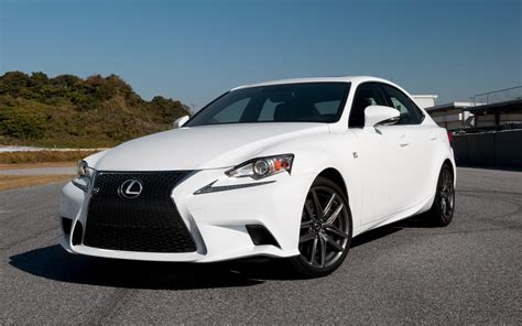 2014 Lexus Is 350 Sport Front Three Quarters Photo 24