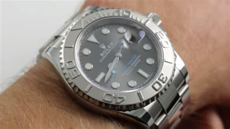 rolex yacht master 116622 review