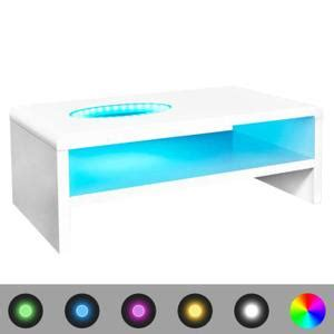table basse led achat vente table basse led pas cher