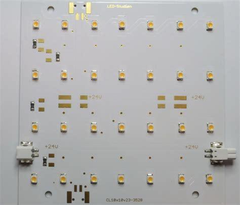 led modul platine 24v led218