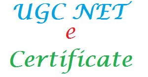 Award Letter Ugc 2015 16 Ugc Net Submit Documents For E Certificates Jrf Award Letters Teachmatters