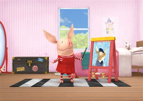 Dr Seuss Bedroom classic media acquires quot olivia quot rights from chorion