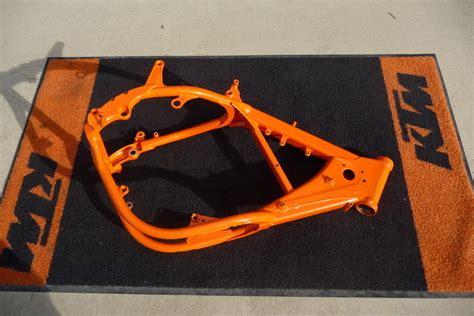 Ktm Frame Doc B S Ktm Rebuild Moto Related Motocross Forums