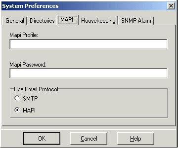 reset voicemail password merlin mail changing smtp and mapi settings avaya ip office