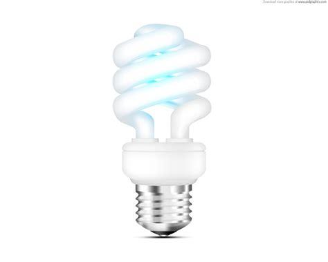 Fluorescent Bulbs Fluorescent Light Bulb Icon Psd Psdgraphics