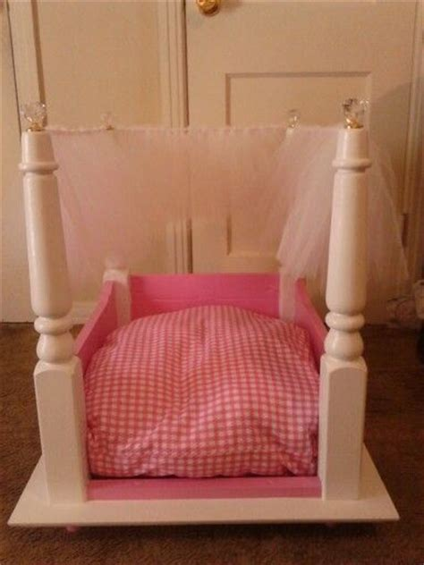 Handmade Princess Bed - 25 best ideas about princess bed on puppy